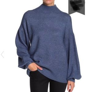 Vince Camuto Mutton Sweater sz S NWT E3